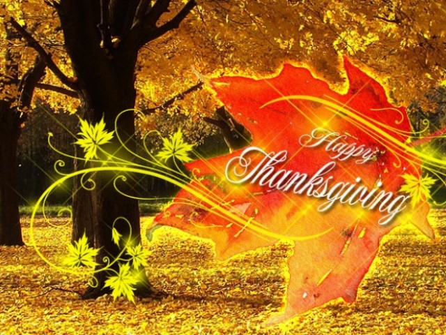 Happy Thanksgiving from the Great Plains Athletic Conference!