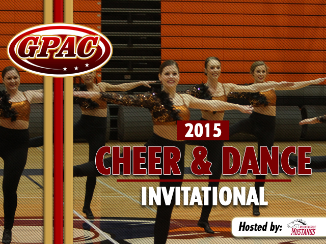 Photo for Revised GPAC Cheer and Dance Invitational Results Released