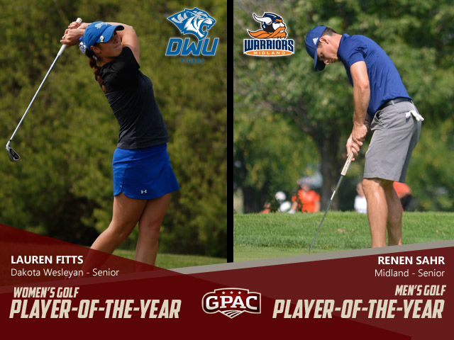 Photo for GPAC Golf All-Conference Honors Announced