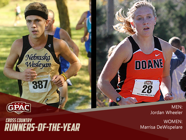 Photo for 2015 GPAC Cross Country Honors Announced