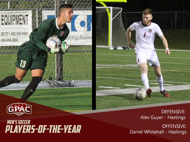 Photo for GPAC Men's Soccer All-Conference Honors