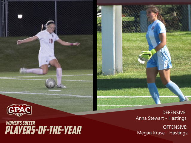 Photo for Women's Soccer All-Conference Honors