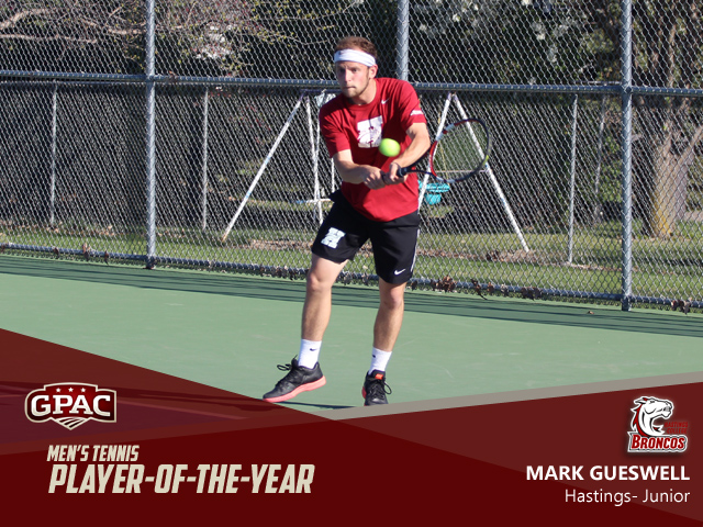 Photo for 2016 Men's Tennis All-Conference Honors