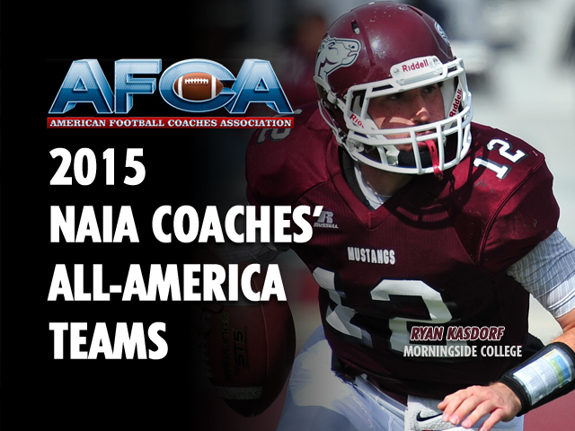 Photo for 2015 AFCA Coaches' All-America Teams