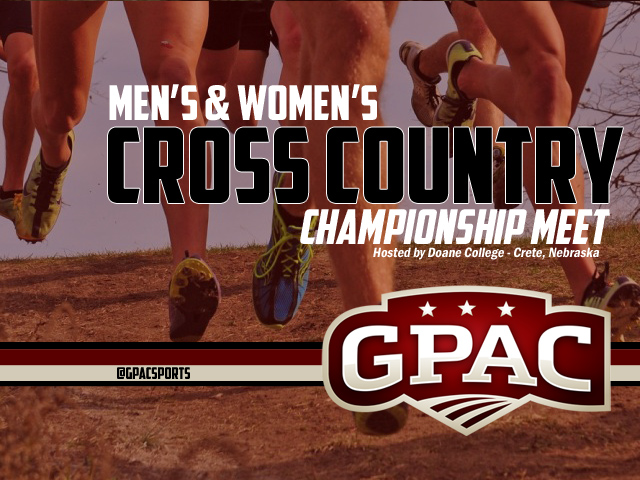Photo for Dordt and Nebraska Wesleyan Claim GPAC Cross Country Titles