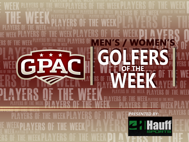Photo for Week 9: Golf Weekly Honors