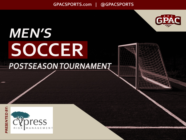 Photo for Cypress Risk Management GPAC Men's Soccer Quarterfinals Complete
