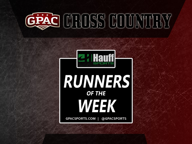 Photo for Week 8: Cross Country Honors