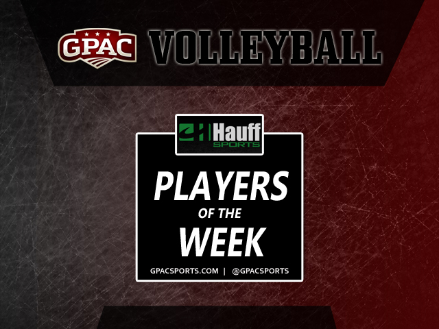 Photo for Week 4: Volleyball Honors