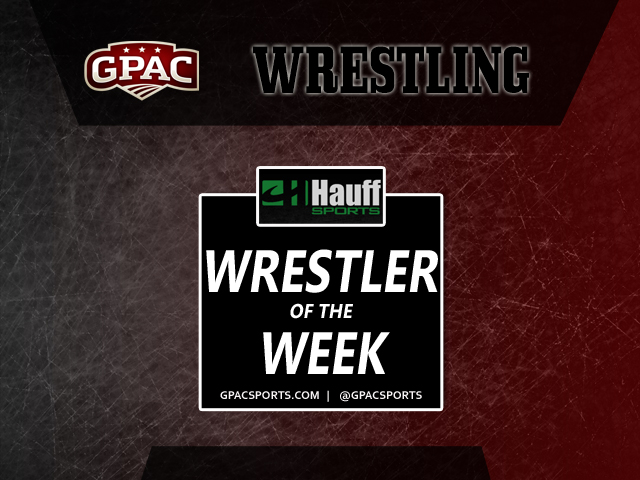 Photo for Week 14: Wrestling Weekly Honors