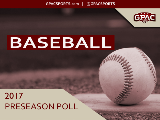 Photo for Morningside Tops GPAC Preseason Baseball Poll