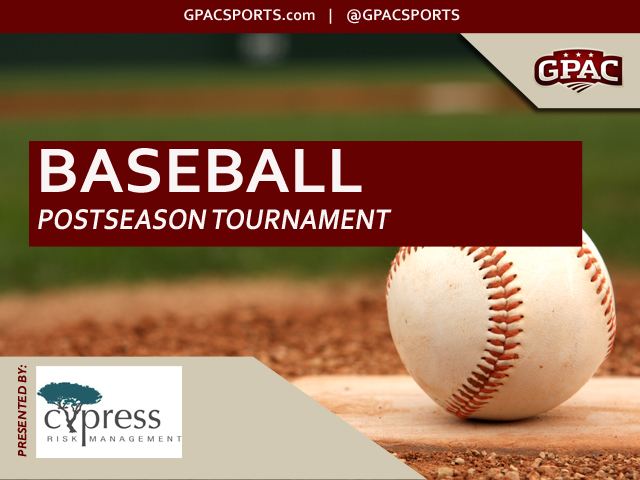 Photo for Day 1 Complete: GPAC Baseball Tournament