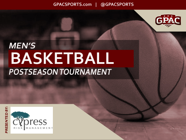Photo for GPAC Men's Basketball Tournament Pairings Announced
