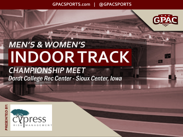 Photo for 2017 GPAC Indoor Track & Field - Day One