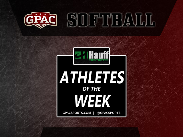Photo for Week 9: Softball Players-of-the-Week