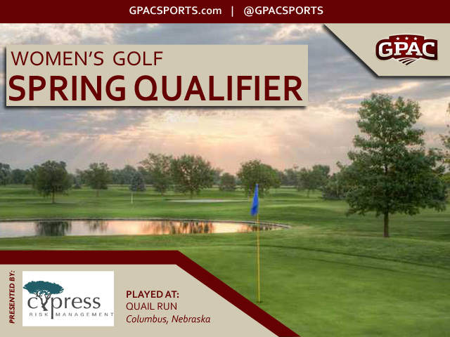 Photo for 36 Holes Complete at GPAC Women's Golf Chamipionships