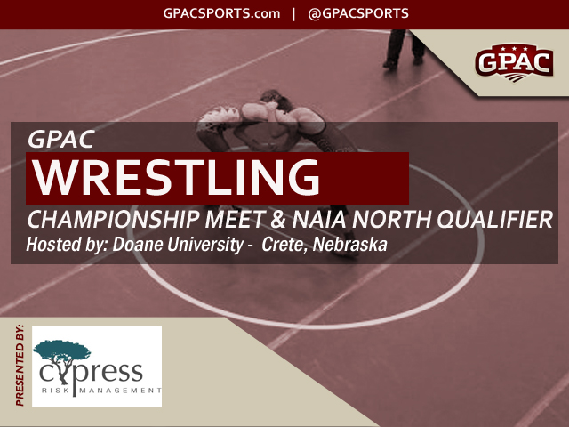 Photo for Doane to Host GPAC and NAIA North Wrestling Qualifier Saturday