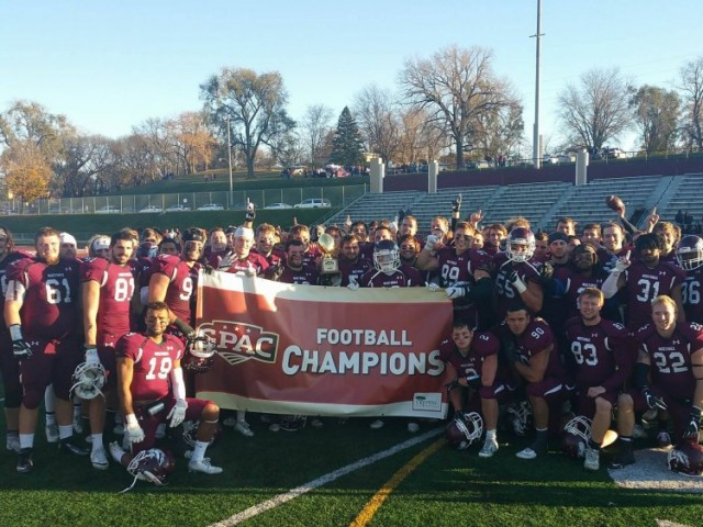 Photo for Morningside Wins 6th Straight GPAC Title
