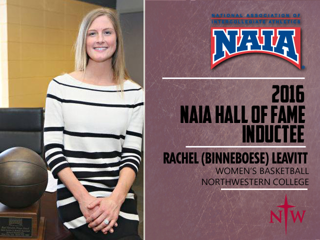 Photo for Former Red Raider Binneboese Tabbed for NAIA Hall of Fame
