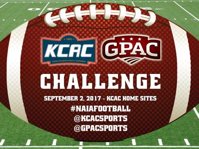 Photo for KCAC/GPAC Football Challenge Pairings for 2017 Announced