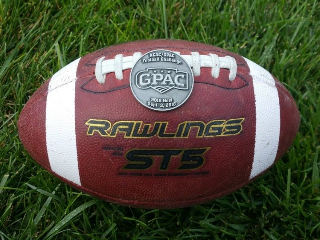 Photo for Year Two of the KCAC/GPAC Football Challenge Kicks Off Saturday