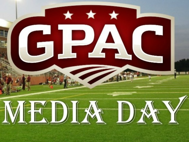 Photo for 2017 GPAC Football Media Day set for August 3