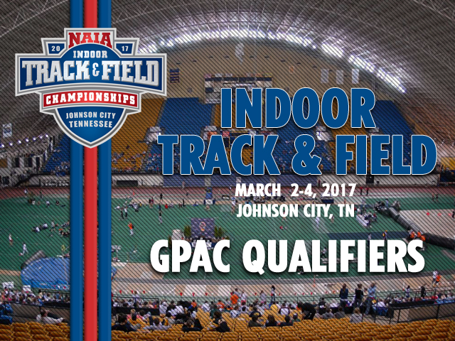 Photo for GPAC Sends Large Group to NAIA Indoor Championships
