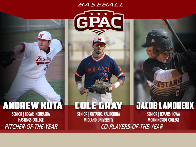 Photo for 2017 GPAC Baseball All-Conference Honors