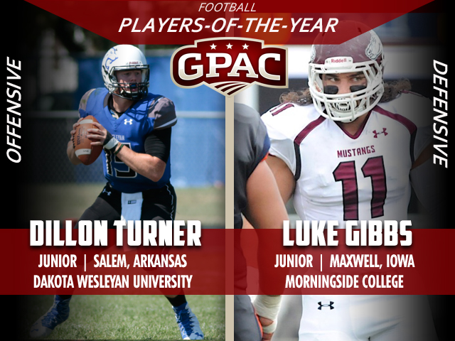 Photo for 2016 GPAC Football All-Conference Honors
