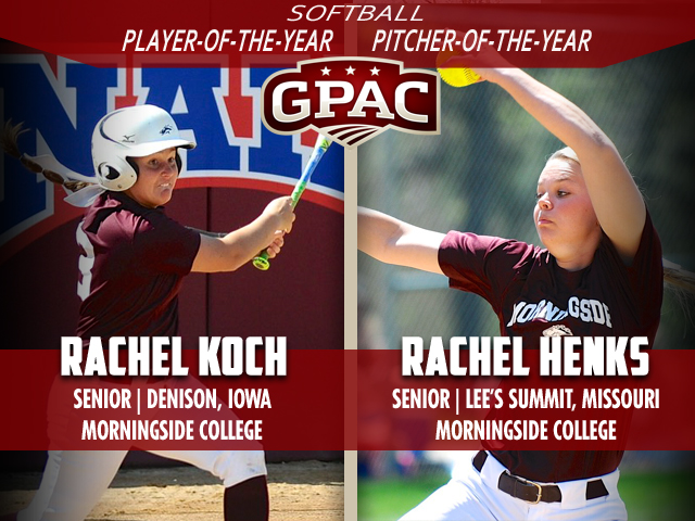 Photo for 2017 GPAC Softball All-Conference Honors