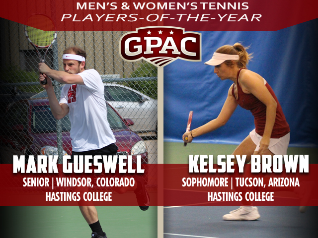 Photo for 2017 GPAC Women's Tennis All-Conference Honors