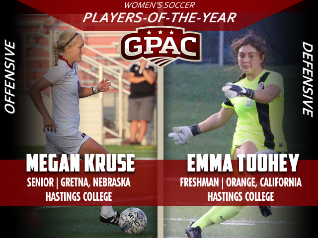 Photo for 2016 GPAC Women's Soccer All-Conference Honors