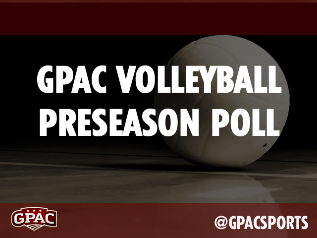 Photo for Hastings Volleyball Picked to Win GPAC