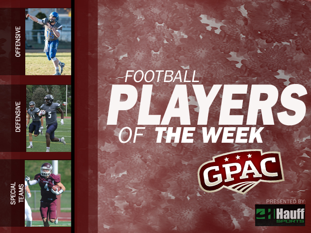 Photo for Week 2: Football Honors