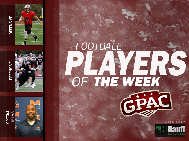 Photo for Week 4: Football Honors