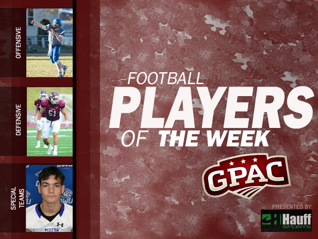 Photo for Week 5: Football Honors