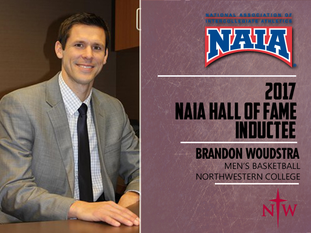 Photo for NAIA Hall of Fame Adds Brandon Woudstra of Northwestern