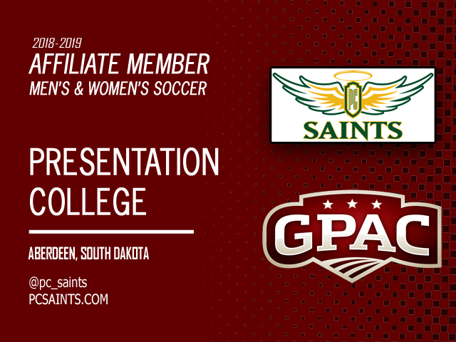 Photo for Presentation College to Join GPAC as Affiliate Member in Soccer