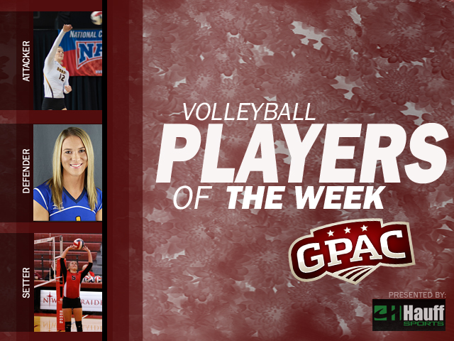 Photo for Week 3: Volleyball Honors