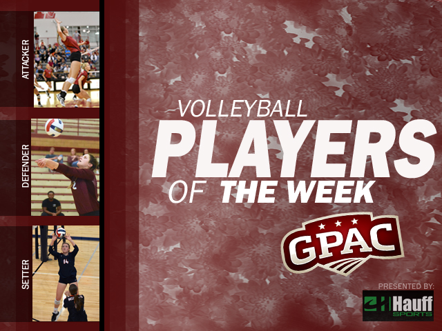 Photo for Week 5: Volleyball Honors