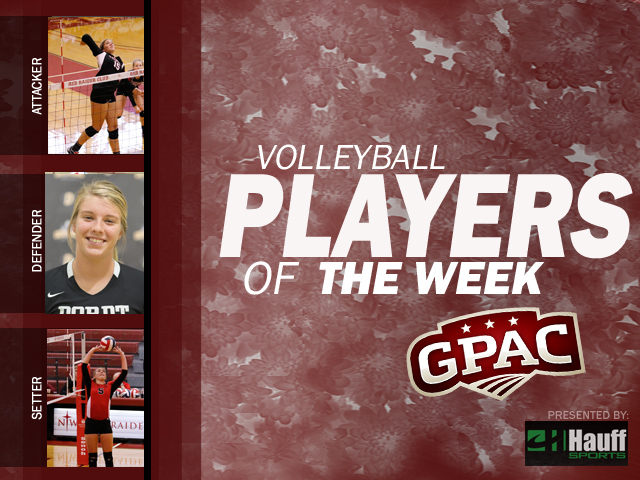 Photo for Week 6: Volleyball Honors