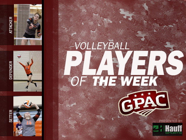 Photo for Week 7: Volleyball Honors
