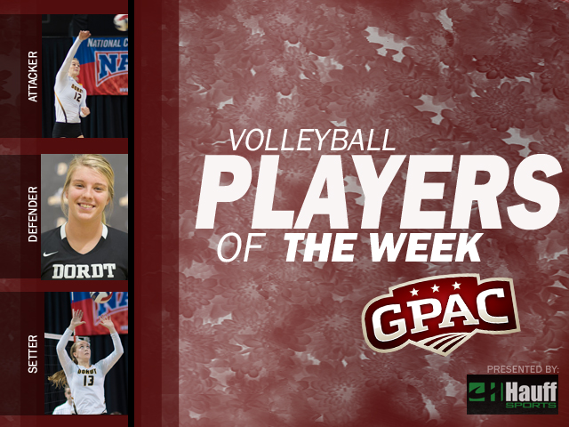 Photo for Week 8: Volleyball Honors