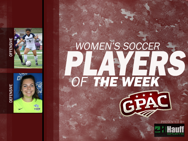 Photo for Week 4: Women's Soccer Honors