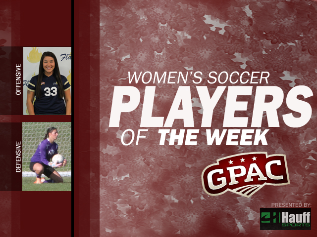 Photo for Week 5: Women's Soccer Honors