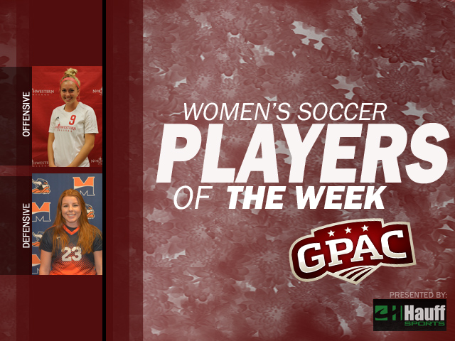 Photo for Week 6: Women's Soccer Honors