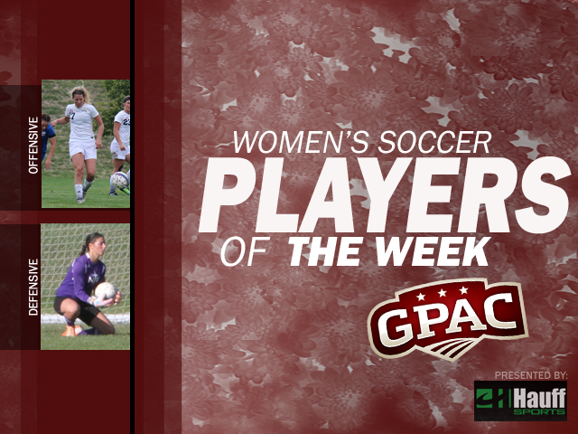Photo for Week 7: Women's Soccer Honors