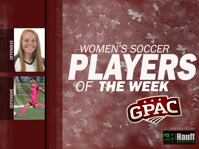 Photo for Week 8: Women's Soccer Honors