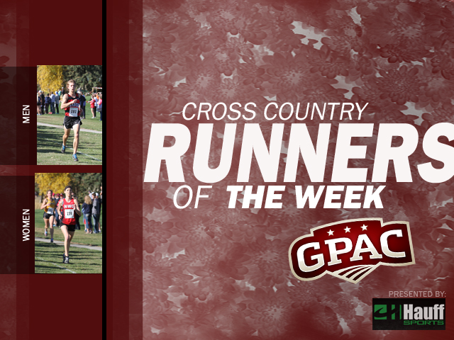Photo for Week 1: Cross Country Honors