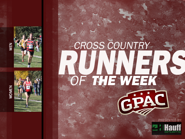 Photo for Week 2: Cross Country Honors